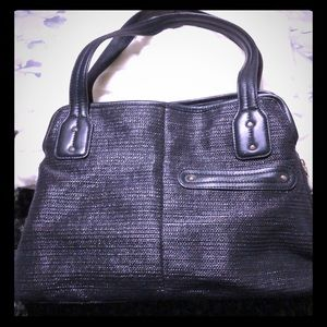 B Makowsky BLACK BAG